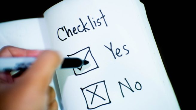 checklist for new business owner