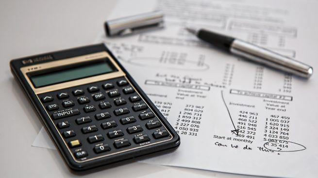 calculator calculation finance